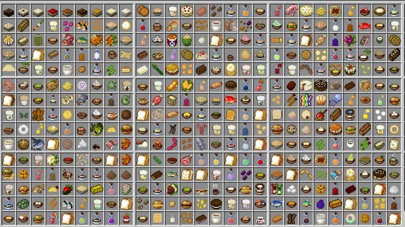 Pam's HarvestCraft Mod