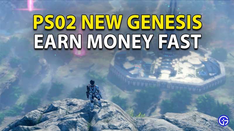 Phantasy Star Online 2 New Genesis: Earn N-Meseta Money Fast PSO2