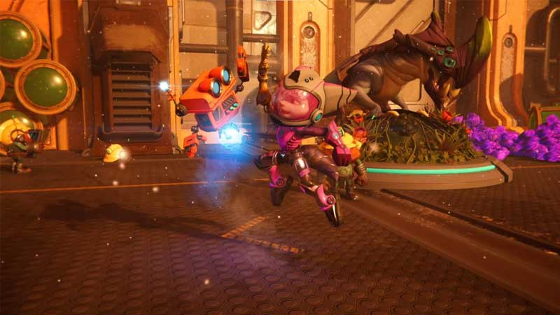 Where To Find All RYNO Spybots In Ratchet And Clank: Rift Apart