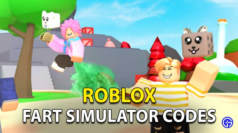 Roblox Fart Simulator Codes