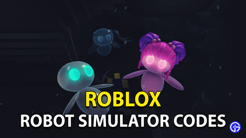 Robot Simulator Codes Roblox