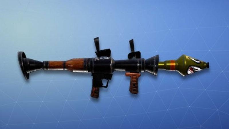 Fortnite Chapter 2 Season 7 Weapons Tier List