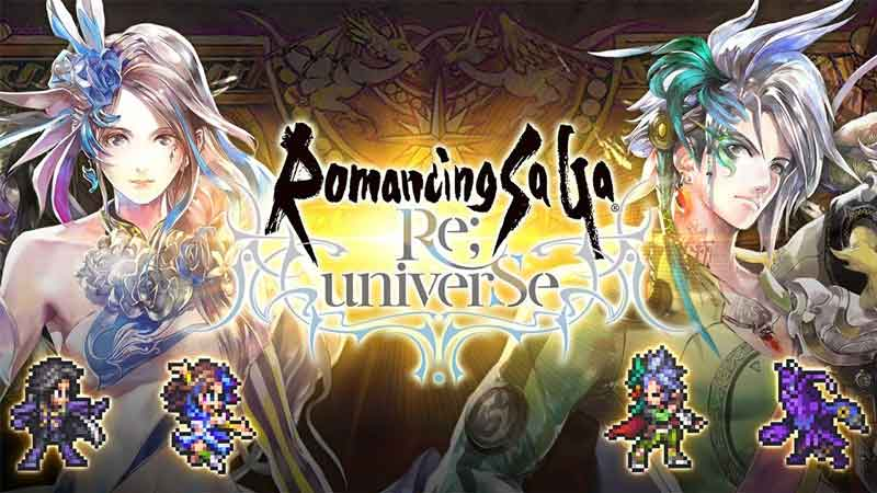 Romancing Saga Re univerSe Tier List