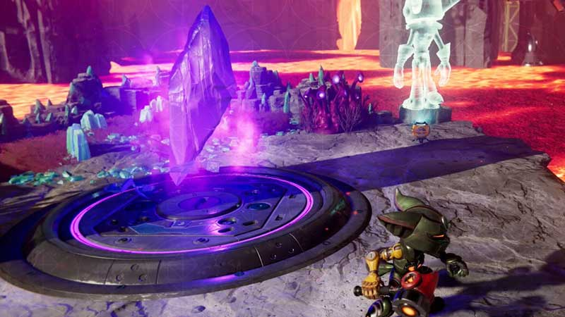 How To Earn The Shifty Character Trophy In Ratchet And Clank: Rift Apart