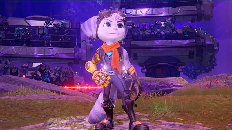 How To Unlock Silver And Gold Cup Challenges At Zurkie's In Ratchet And Clank: Rift Apart