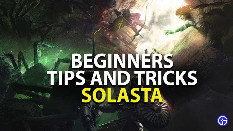 soltasta beginners tips and tricks