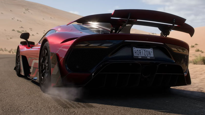 Forza Horizon 5 Car List: Complete Vehicle List