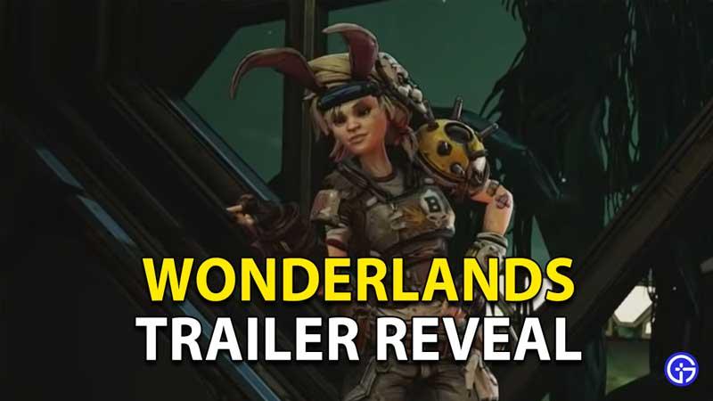 Wonderlands Trailer Reveal