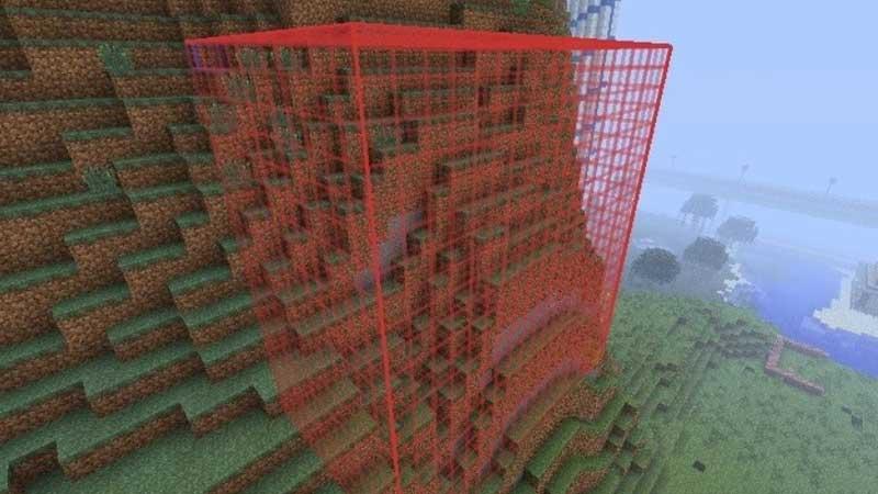 World Edit Minecraft Mod