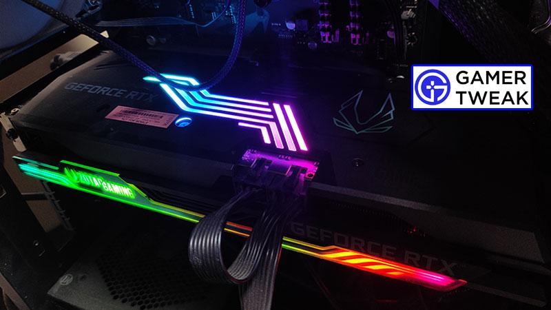 Zotac RTX 3080 Amp Solo RGB