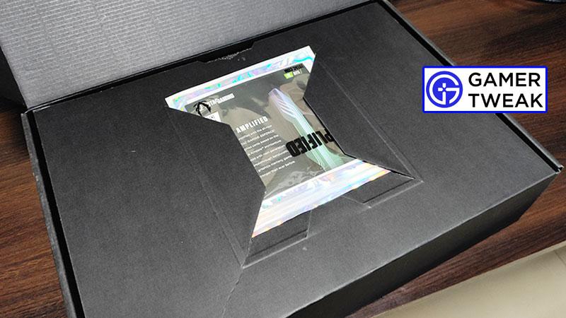 Zotac RTX 3080 Amp Solo DVD
