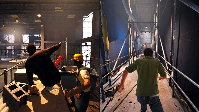 A Way Out Games like It takes Two