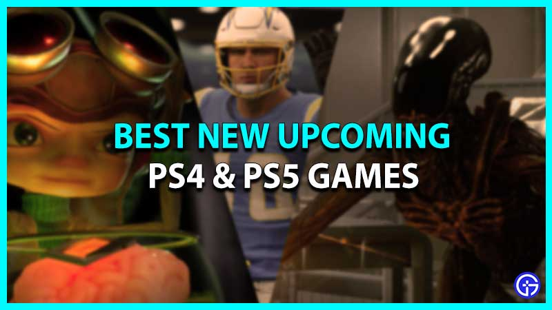 best upcoming new ps4 ps5 games releases list