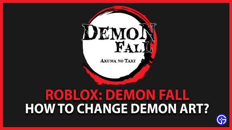 Demonfall Demon Art
