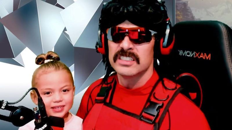 Dr Disrespect Complains that Children's Games are Overtaking Him, Slams Twitch