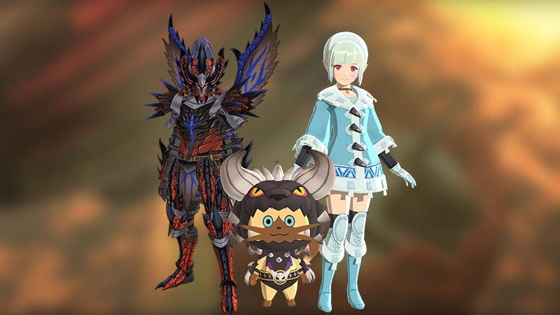 Equip Layered Armor in MHS 2