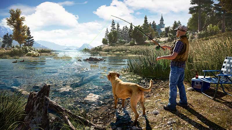 Far Cry 5 Console Commands PC