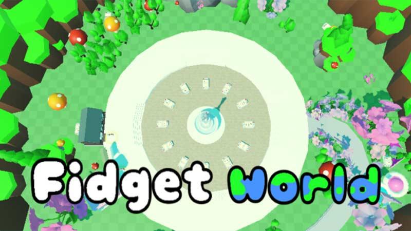 Fidget World Alpha Codes
