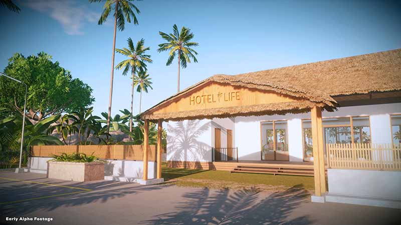 Hotel Life A Resort Simulator best upcoming ps4 ps5 games