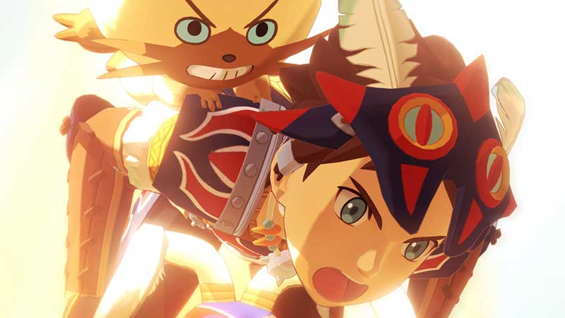 How To Wake Up Monsters In Monster Hunter Stories 2