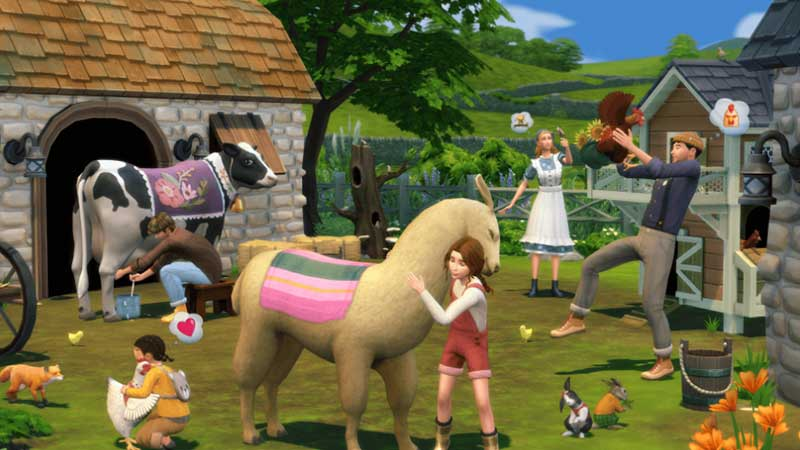 How to Earn Money in Sims 4 Cottage Living