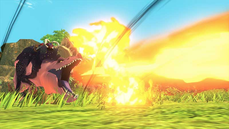 How to Get Anjanath Egg in Monster Hunter Stories 2