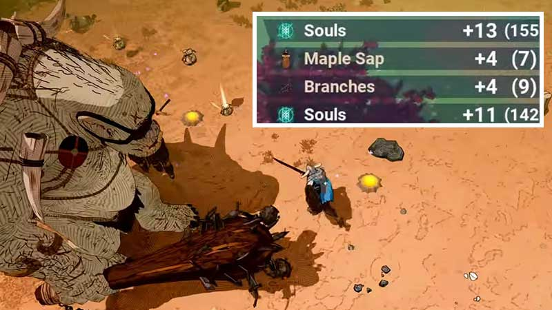 How to Get & Farm Souls in Tribes Of Midgard