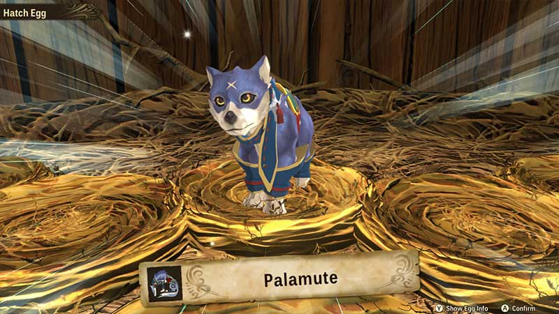 How to Get Palamute in Monster Hunter Stories 2