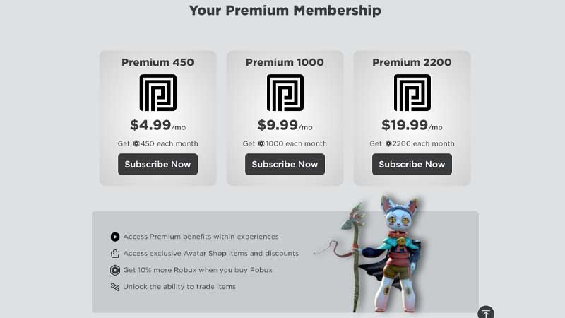 How to Get Roblox Premium