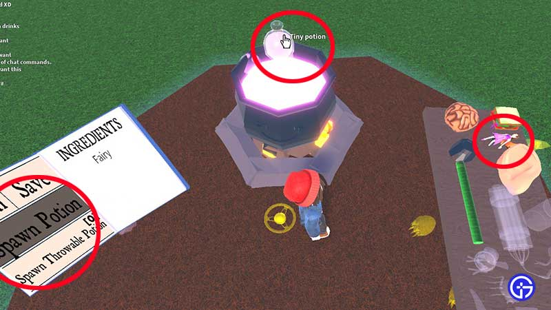 how to get the spider in wacky wizards roblox