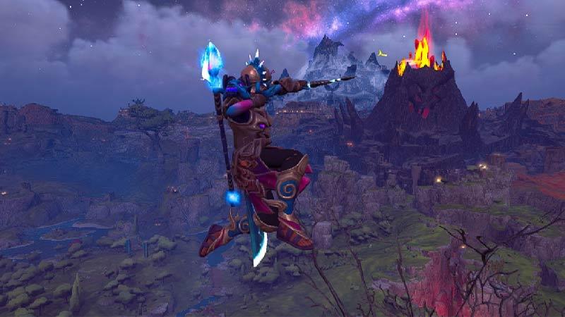 Immortals Games Like Genshin Impact