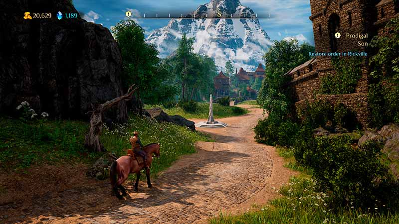 King's Bounty 2 best upcoming ps4 ps5 games