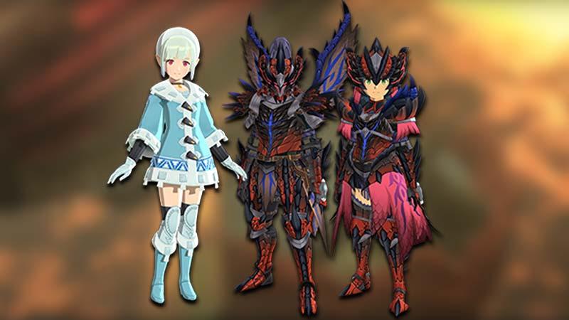 Layered Armor Monster Hunter Stories 2