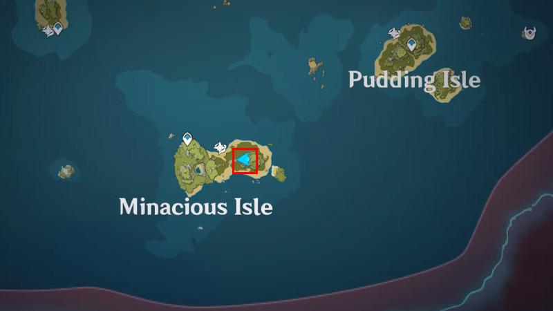 Minacious Isle