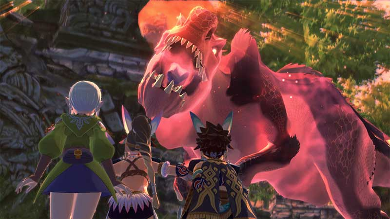 Monster Hunter Stories 2 Anjanath Glitch