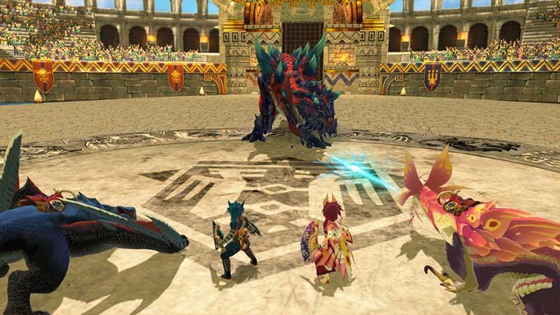Monster Hunter Stories 2 Co-Op Quests