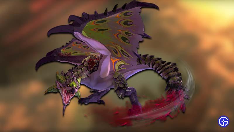 Monster Hunter Stories 2 Elder Lair Dreadqueen Rathian