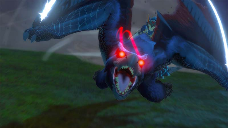 Monster Hunter Stories 2 Nargacuga
