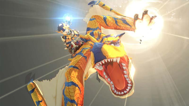 Monster Hunter Stories 2 Royal Tigrex