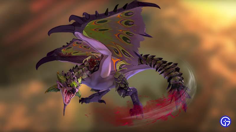 Monster Hunter Stories 2 Super Rare Dens