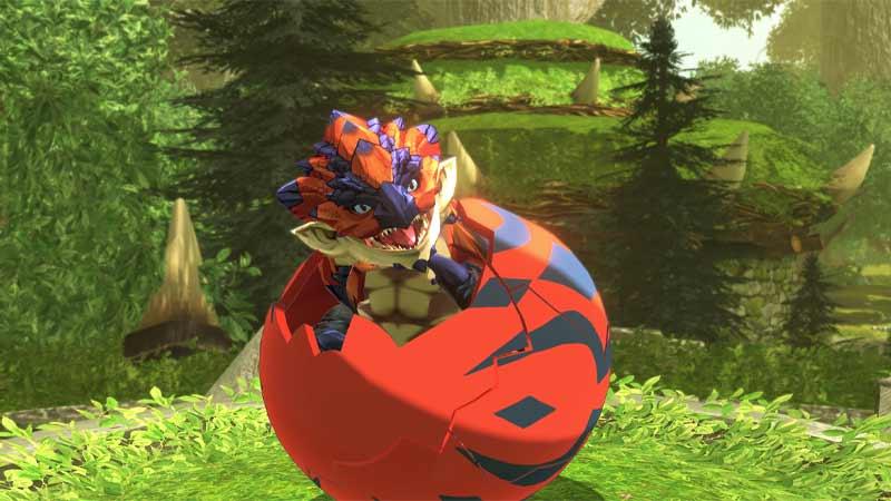 Monstie Eggs Monster Hunter Stories 2 Beginners Tips