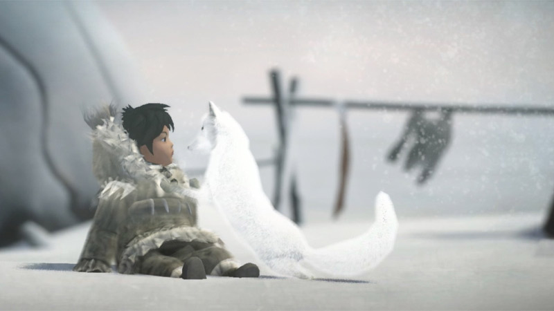 Never Alone Games like It takes Two
