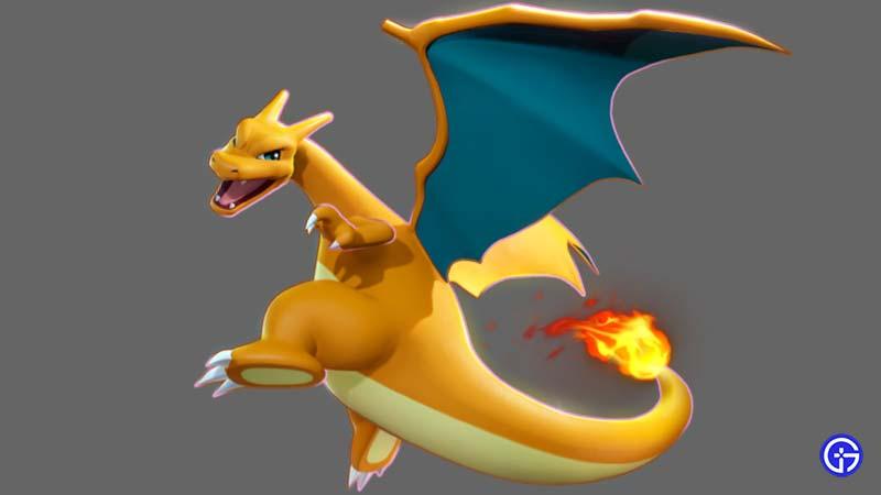 Pokemon UNITE Charizard