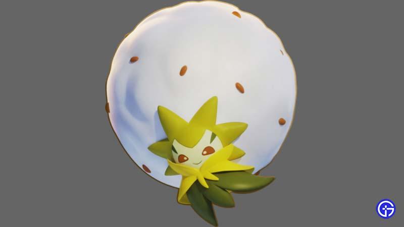 Pokemon UNITE Eldegoss