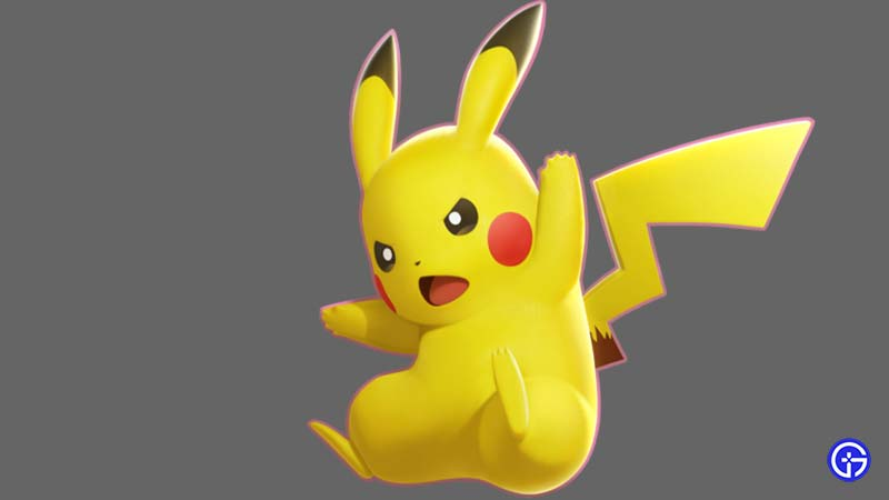 Pokemon UNITE Pikachu