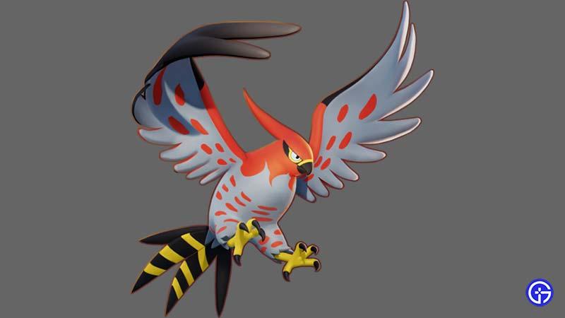 Pokemon UNITE Talonflame