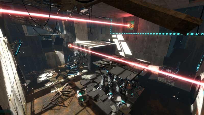 Portal 2 Games like It takes Two