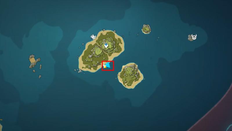 Pudding Isle