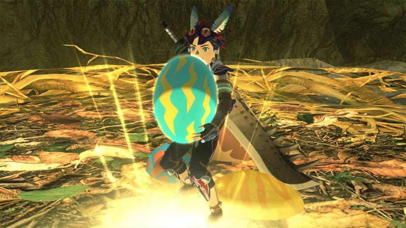 Rare Egg Monster Hunter Stories 2 Rare Den