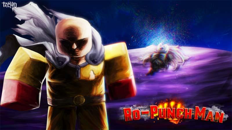 Ro Punch Man Codes